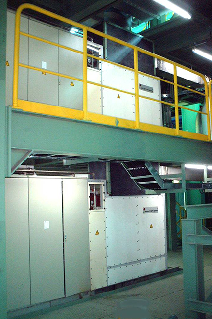 Inductotherm Paint Coating and Drying Systems